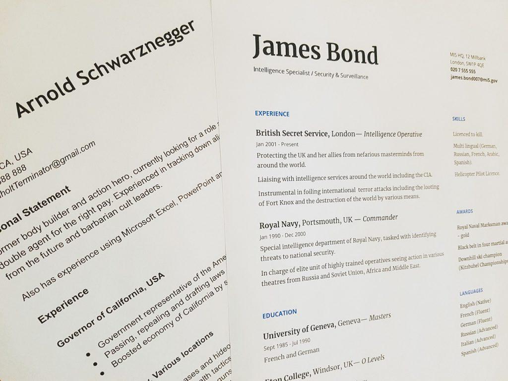list referencyjny dla firmy