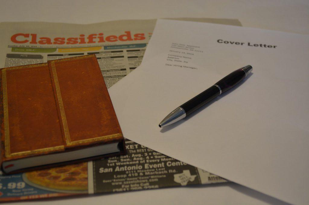 list referencyjny dla pracownika